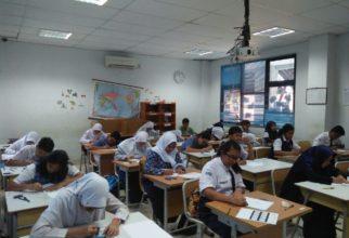 Psikotes Seleksi Calon Siswa/i SMA Negeri Unggulan MH Thamrin