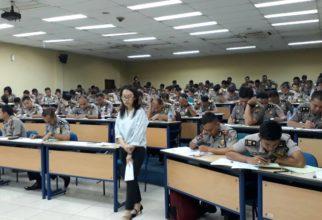 Tes Potensi Akademik Sekolah Tinggi Ilmu Kepolisian